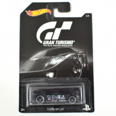 HOTWHEELS GRAND TURISMO FORD GT LM