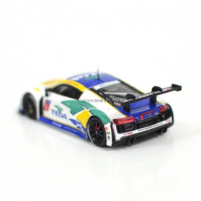 Tarmac Works Hobby64 Audi R8 Lms Alex Yoong Edition 2016