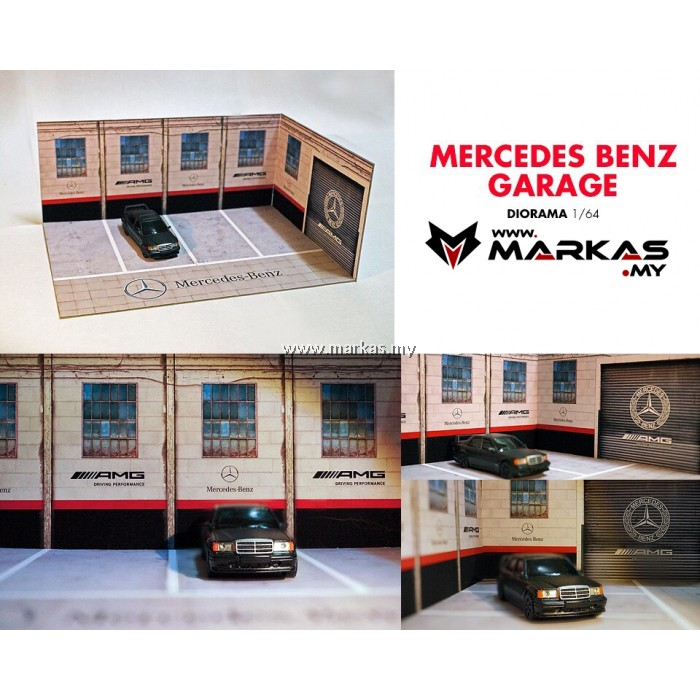 1 64 Scale Garage Diorama – Quotes of the Day