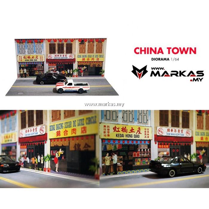 Diorama 1 64 China Town