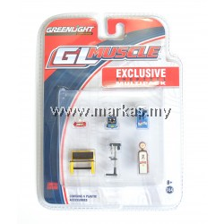 GREENLIGHT GLMUSCLE EXCLUSIVE SHOPTOOL MULTIPACK 2