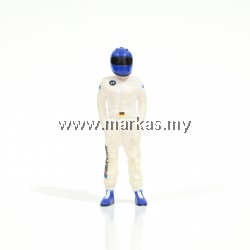 CUSTOM STIG 1/18 BMW