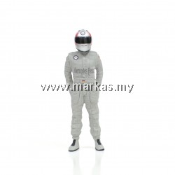 CUSTOM STIG 1/18 MERCEDES BENZ AMG