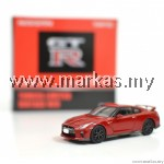 TOMICA LIMITED VINTAGE NEO LV-N148D NISSAN GTR PREMIUM EDITION 2017 MODEL (RED)