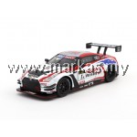 TARMAC WORKS 1/64 NISSAN GT-R NISMO GT3 BATHURST 12H 2016 2ND PLACE