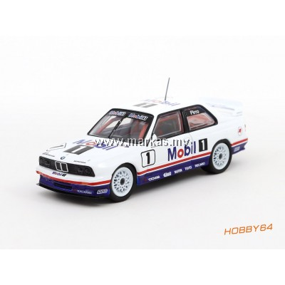 TARMAC WORKS 1/64 BMW M3 E30 MACAU GUAI WINNER 1992 - EMANUELE PIRRO