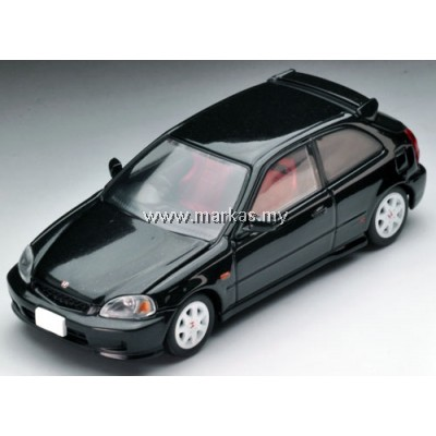TOMICA LIMITED VINTAGE NEO LV-N165B HONDA CIVIC TYPE R 99' (BLACK)