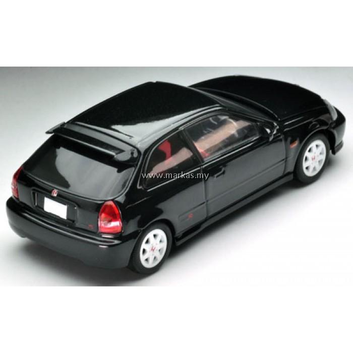 tomica limited vintage neo lv n165b honda civic type r 99 black 99 Civic Hatchback Teal