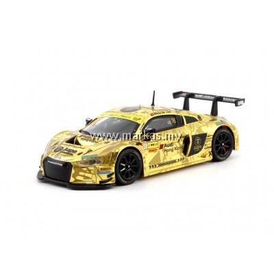 TARMAC WORKS 1/64 AUDI R8 LMS - 2016 FIA GT WORLD CUP MACAU - AAPE / AUDI - MARCHY LEE