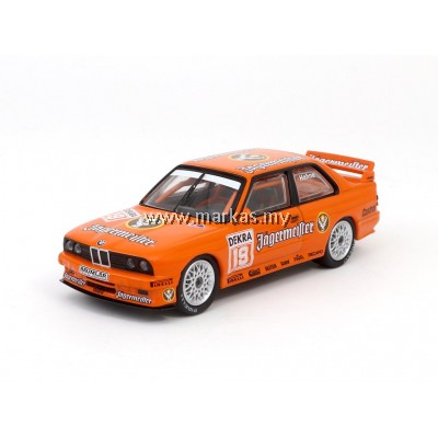 TARMAC WORKS 1/64 BMW M3 E30 - DTM 1992 -ARMIN HAHNE