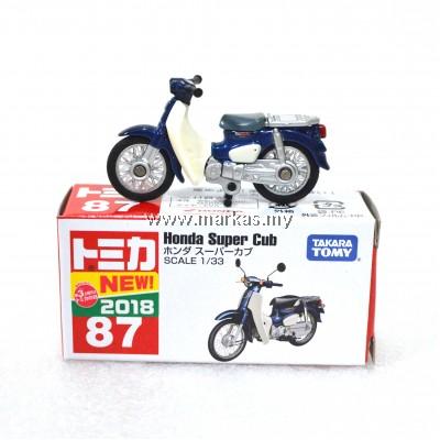 TOMICA #87 HONDA SUPERCUB MOTOR