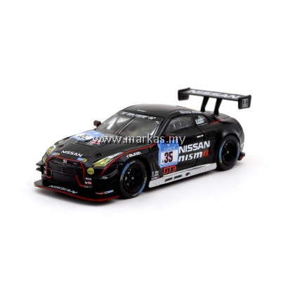 TARMAC WORKS 1/64 NISSAN GT-R NISMO GT3 NURBURGRING 24H 2015 #35