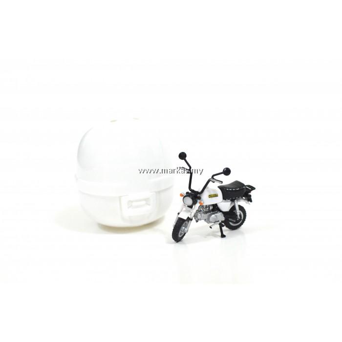 AOSHIMA 1/24 GORILLA BIKE WHITE