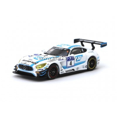 TARMAC WORKS MERCEDES AMG GT 3 NURBURGRING 24H 2016 WINNER