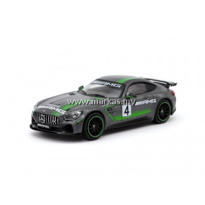 TARMAC WORKS 1/64 MERCEDES AMG GT4 PRESENTATION