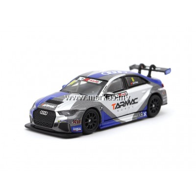TARMAC WORKS 1/64 AUDI RS3 LMS - TCR ASIA 2017 - TARMAC WORKS / PHOENIX RACING ASIA