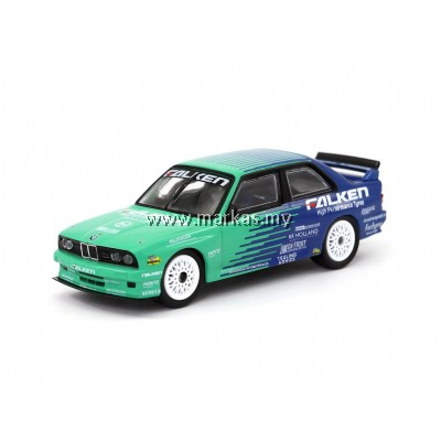 TARMAC WORKS 1/64 BMW M3 E30 - FALKEN