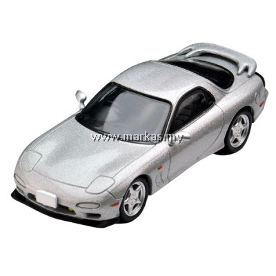 TOMICA LIMITED VINTAGE NEO MAZDA LV-N174a RX7 FD3S (SILVER)