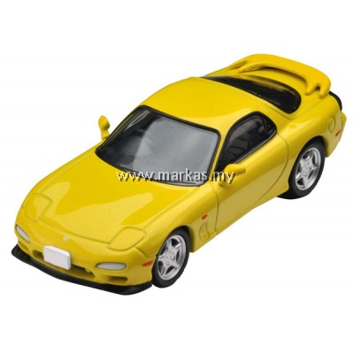 TOMICA LIMITED VINTAGE NEO MAZDA LV-N174b RX7 FD3S (YELLOW)