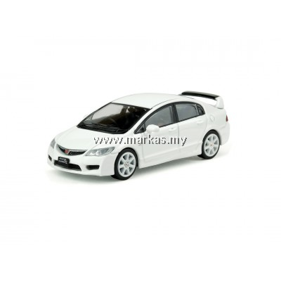INNO-MODELS INNO64 1/64 HONDA CIVIC TYPE-R FD2 2007 WHITE