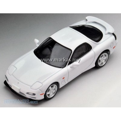 TOMICA LIMITED VINTAGE NEO MAZDA LV-N177B ɛfini RX-7 TYPE RS (WHITE)