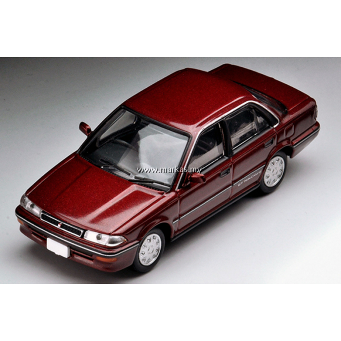 TOMICA LIMITED VINTAGE NEO LV-N147d TOYOTA COROLLA 1600GT (RED)