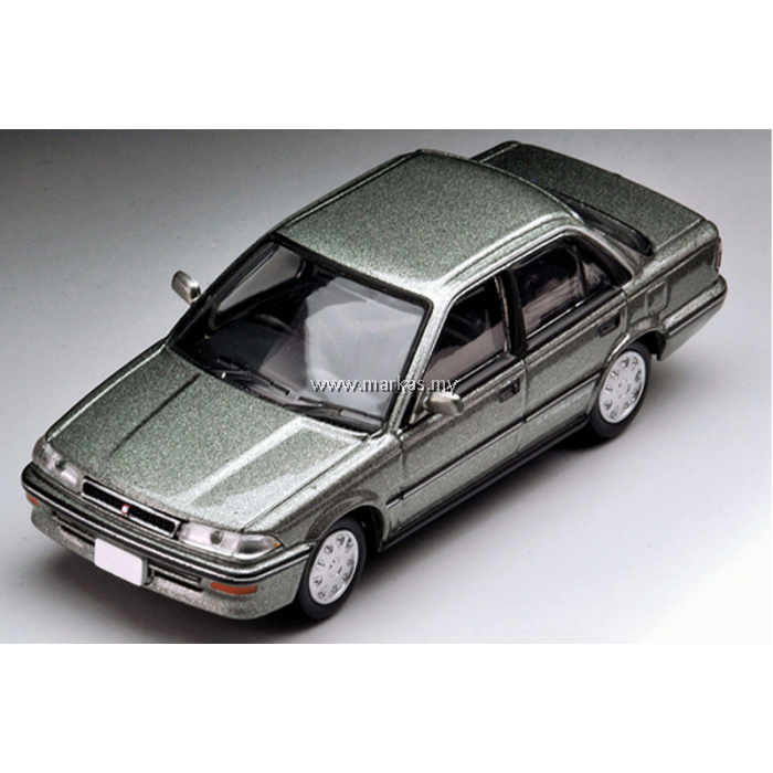TOMICA LIMITED VINTAGE NEO LV-N147e TOYOTA COROLLA 1600GT (GREY)