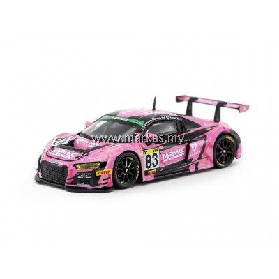 TARMAC WORKS 1/64 AUDI R8 LMS SUPER TAIKYU SERIES 2018 MARCHY LEE / MELVIN MOH / KW LIM #83