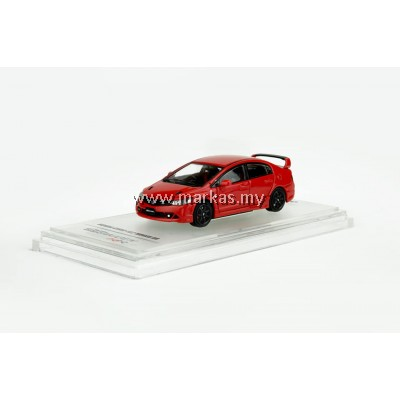 INNO MODELS INNO64 1/64 HONDA CIVIC TYPE R FD2 MUGEN RR RED