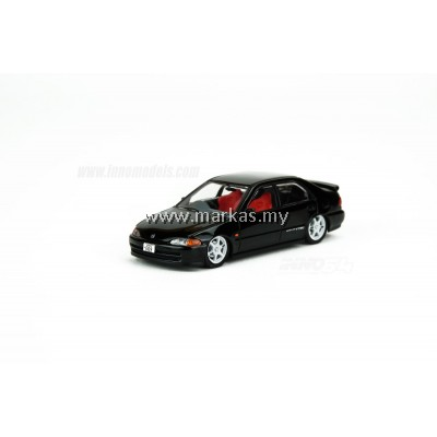 INNO-MODELS INNO64 1/64 HONDA CIVIC FERIO EG9 BLACK
