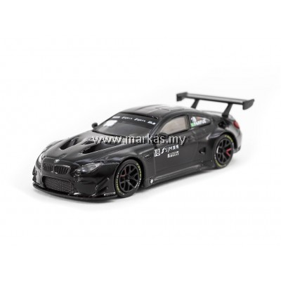 TARMAC WORKS 1/64 BMW M6 GT3 FIA GT WORLD CUP MACAU 2017 #18 BMW TEAM SCHNITZER -  A.FARFUS  *MACAU GP 2018 SPECIAL*