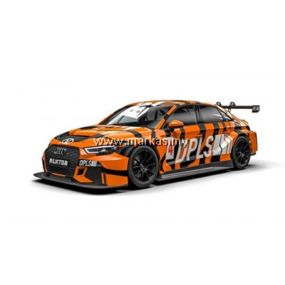 TARMAC WORKS X DEEPLIFESTYLE 1/64 AUDI RS3 ORANGE TIGER