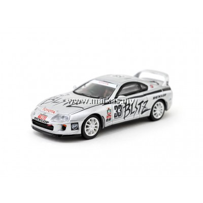 TARMAC WORKS 1/64 TOYOTA SUPRA JAPAN N1 ENDURANCE SERIES1994