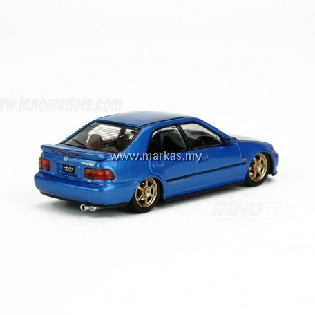 INNO-MODELS INNO64 1/64 HONDA CIVIC FERIO EG9 BLUE