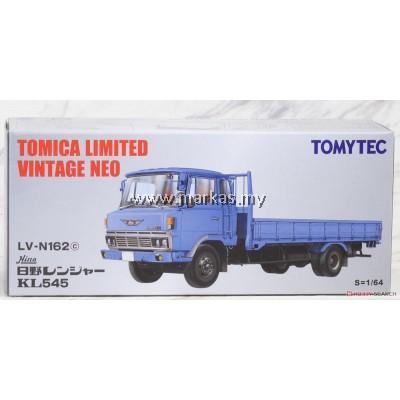 TOMICA LIMITED VINTAGE NEO LV-N162C HINO RANGER KL545 (SKY BLUE)
