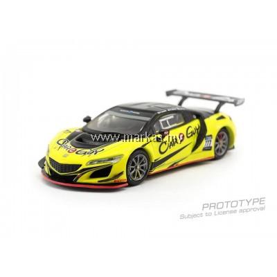 (PO) TARMAC WORKS 1/64 HONDA NSX GT3 SUZUKA 10H ENDURANCE RACE 2018
