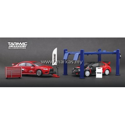 (PO) TARMAC WORKS GARAGE TOOL SET