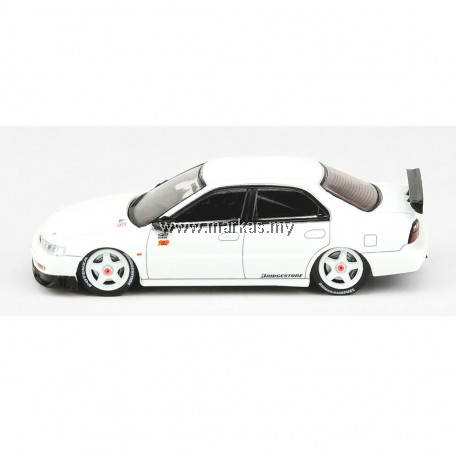 INNO MODELS INNO64 1/64 HONDA ACCORD MUGEN JTCC TEST CAR 1996