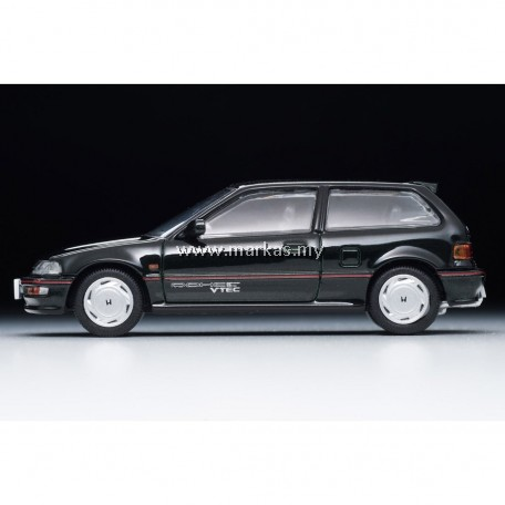 (PO) TOMICA LIMITED VINTAGE 1/64 LV-N182A HONDA CIVIC SiR II (GREEN)