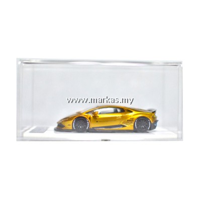 LB PERFORMANCE PREMIUM COLLECTION LIBERTY WALK 1/64 HURACAN LB 610 GOLD