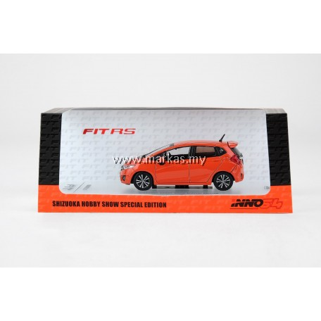 INNO MODELS INNO64 1/64 HONDA FIT 3 RS SUNSET ORANGE II (SHIZUOKA HOBBY SHOW SPECIAL) *1 STICKER REQUIRED