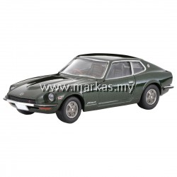 (PO) TOMICA LIMITED VINTAGE NEO LV-N41C NISSAN FAIRLADY Z - L2BY2 (GREEN)