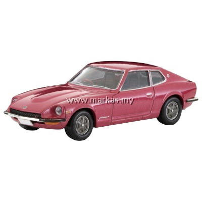 (PO) TOMICA LIMITED VINTAGE NEO LV-N41D NISSAN FAIRLADY Z - L2BY2 (WINE RED)