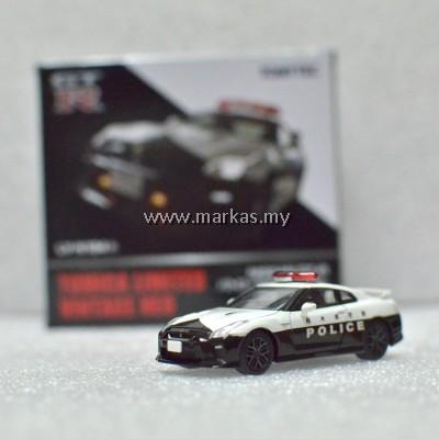 TOMICA LIMITED VINTAGE NEO LV-N184A NISSAN GTR PATROL CAR