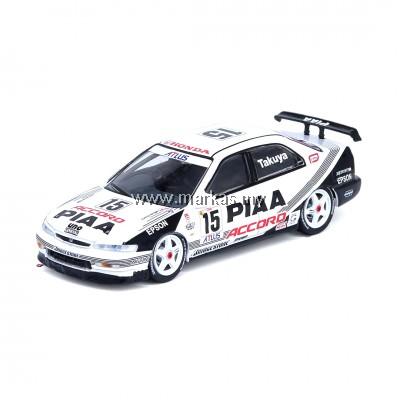 (PO) INNO MODELS INNO64 1/64 HONDA ACCORD #15 PIAA - JAPAN TOURING CAR CHAMPIONSHIP 1996