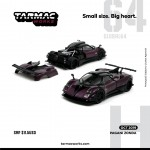 (PO) TARMAC WORKS GLOBAL64 1/64 PAGANI ZONDA