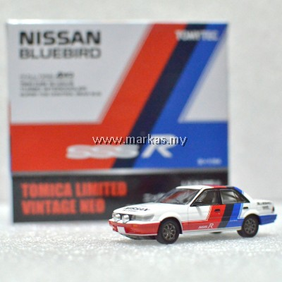 TOMICA LIMITED VINTAGE NEO LV-N185A NISSAN BLUEBIRD SSS-R
