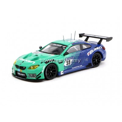 TARMAC WORKS 1/64 BMW M6 GT3 24H NURBURGRING 2017 #33