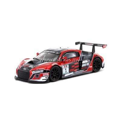 TARMAC WORKS 1/64 AUDI R8 LMS ERACING GRAND PRIX HONG KONG SPECIAL EDITION