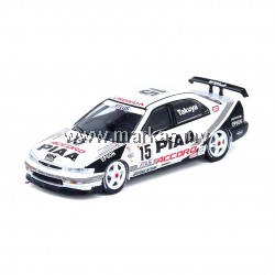 INNO MODELS INNO64 1/64 HONDA ACCORD #15 PIAA - JAPAN TOURING CAR CHAMPIONSHIP 1996
